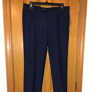 Nordstrom Boy's Navy Trousers (18)